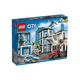 LEGO® CITY POLICE 60141 Policejní stanice + Doprava zdarma