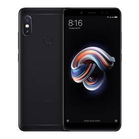 Xiaomi Redmi Note 5 32 GB (18135) černý SIM s kreditem T-Mobile 200Kč Twist Online Internet (zdarma)