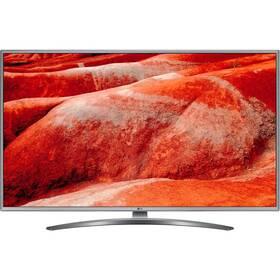 Telewizor LG 50UM7600 Srebrna