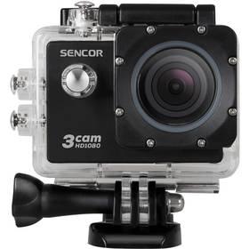 Sencor 3CAM 5200W čierna