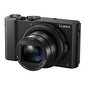 Panasonic Lumix DMC-LX15 (DMC-LX15EP-K) černý + Doprava zdarma