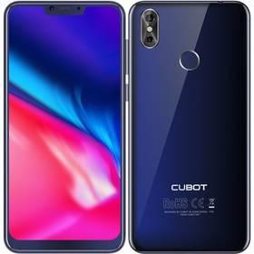 CUBOT P20 Dual SIM (PH3941) modrý Software F-Secure SAFE, 3 zařízení / 6 měsíců (zdarma)