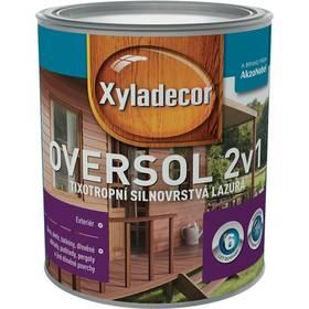 Xyladecor Oversol 2v1 vlašský ořech, 2,5