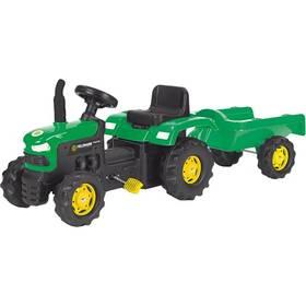 Šliapací traktor Buddy Toys BPT 1012