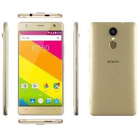 Zopo Color F5 (6955931905112) zlatý Software F-Secure SAFE 6 měsíců pro 3 zařízení (zdarma)