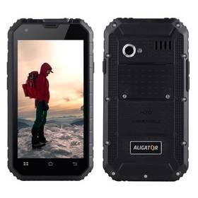 Aligator RX460 eXtremo 16 GB Dual SIM (ARX460BB) čierny