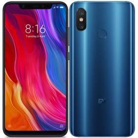 Xiaomi Mi 8 Dual SIM 64 GB (19480) modrý