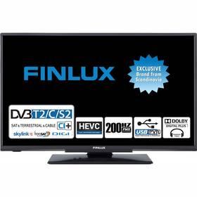 Finlux 28FHD4760 černá + Doprava zdarma