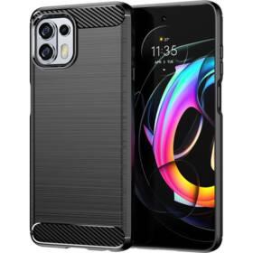 WG Carbon na Motorola Edge 20 Lite 5G (9820) čierny