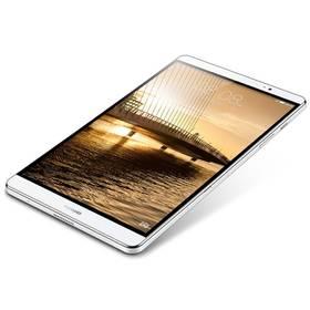 Huawei MediaPad M2 8.0 16GB WiFi (TA-M280W16SOM) stříbrný Software F-Secure SAFE 6 měsíců pro 3 zařízení (zdarma) + Doprava zdarma