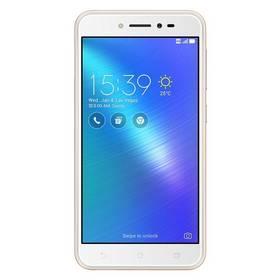 Asus ZenFone Live ZB501KL (ZB501KL-4G014A) zlatý SIM s kreditem T-Mobile 200Kč Twist Online Internet (zdarma) + Doprava zdarma