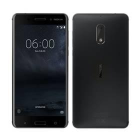 Nokia 6 Dual SIM (11PLEB01A11) černý Software F-Secure SAFE 6 měsíců pro 3 zařízení (zdarma) + Doprava zdarma
