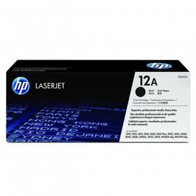 Toner HP Q2612A, 2K stran - originální (Q2612A) černý