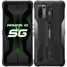 UleFone Armor 10 5G Dual SIM (ULE000391) černý