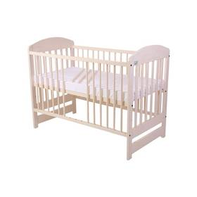 For Baby Marek vyndavací příčky bílá transparentní Matrace do postýlky For Baby 120x60 cm - bílá (zdarma) + Doprava zdarma