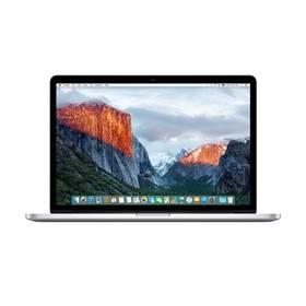 Apple MacBook Pro 15 Retina (MJLT2CZ/A) stříbrný + Voucher na skin Skinzone pro Notebook a tablet CZ v hodnotě 399 Kč jako dárek + Doprava zdarma