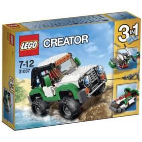 Lego® Creator 31037 Expediční vozidla