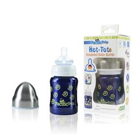 Pacific Baby Hot-Tot 125ml modrá/spirálky