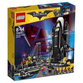 LEGO® BATMAN MOVIE 70923 Batmanův raketoplán + Doprava zdarma