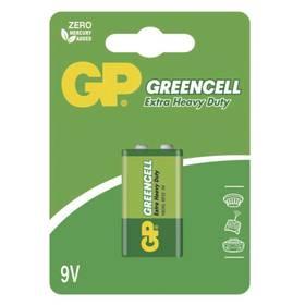 GP Greencell 9V, blistr 1ks (GP 1604G)