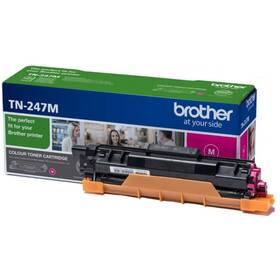 Brother TN-247M, 2300 stran (TN247M) červený