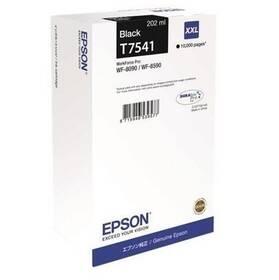 Epson T7541 XXL, 10 000 stran (C13T754140) černá