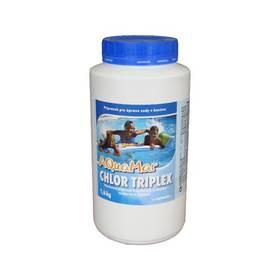 Marimex AQuaMar Chlor Triplex 1,6 kg + Doprava zdarma