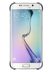 Kryt na mobil Samsung pro Galaxy S6 Edge (EF-QG925B) (EF-QG925BBEGWW) čierny