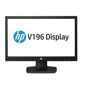 Monitor HP V196 (M7F91AA#ABB) čierny