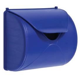 Dopisní schránka CUBS k dětskému hřišti - modrá