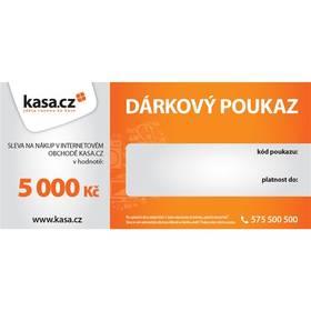 Dárkový poukaz Kasa.cz 5000 Kč