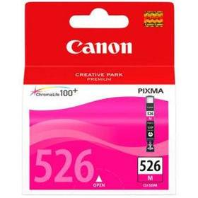Inkoustová náplň Canon CLI-526M, 9ml  - originální (4542B001) červená