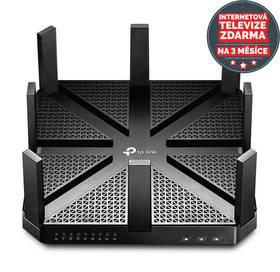 TP-Link Archer C5400 + IP TV na 3 měsíce ZDARMA (Archer C5400) černý