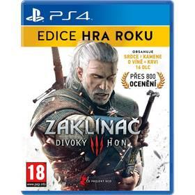 CD Projekt PlayStation 4 Zaklínač 3: Divoký hon - Edice hra roku (8595071033870)