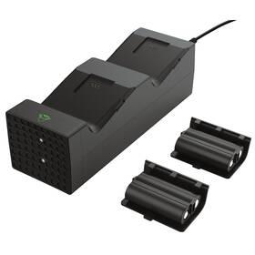 Trust GXT 250 Duo Charging Dock pro Xbox Series X/S (24177) černá