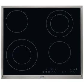 AEG Mastery HK634021XB černá/sklo