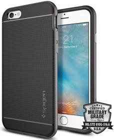 Kryt na mobil Spigen Neo Hybrid pro Apple iPhone 6/6s - gunmetal (SGP11618)