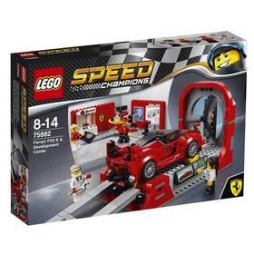 LEGO® SPEED CHAMPIONS 75882 Ferrari FXX K a vývojové centrum
