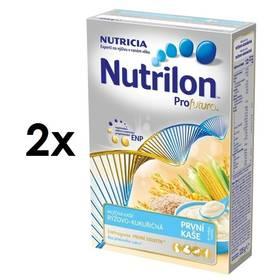 Nutrilon Profutura první kaše rýžovo-kukuřičná, 4M, 225g x 2ks