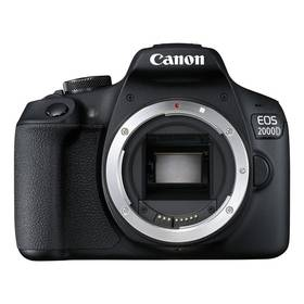 Canon EOS 2000D tělo (2728C001) černý Kniha Canon 600D - Od momentek k nádherným snímkům + Doprava zdarma
