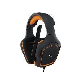 Logitech Gaming G231 Prodigy (981-000627) černý/oranžový