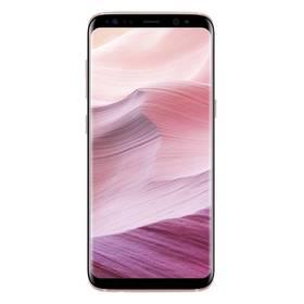 Samsung Galaxy S8 - Pink (SM-G950FZIAETL) Software F-Secure SAFE, 3 zařízení / 6 měsíců (zdarma) + Cashback 4000 Kč + Doprava zdarma