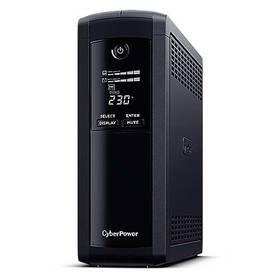 Cyber Power Systems Value PRO SERIE GreenPower UPS 1200VA/720W, IEC zásuvky (VP1200EILCD)