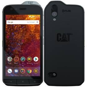 Caterpillar S61 Dual SIM (CS61-DAB-ROW-EN) černý