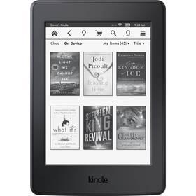 Amazon KINDLE PAPERWHITE 3 2015 bez reklam černá