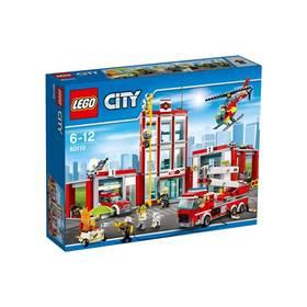 LEGO® City Fire 60110 Hasičská stanice + Doprava zdarma