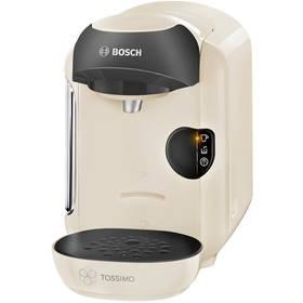 Bosch Vivy TAS1257 krémové Kapsle Jacobs Krönung Cappuccino Tassimo (zdarma)Hrneček Milka (zdarma)