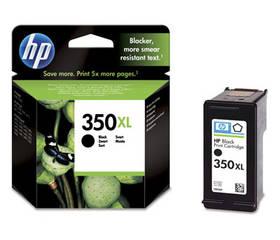 HP 350XL, 1000 stran (CB336EE) černá