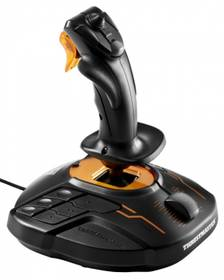 Thrustmaster T16000M FCS pro PC (2960773) čierny/oranžový