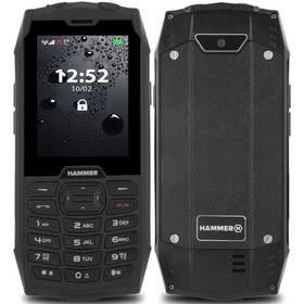 myPhone Hammer 4 Dual SIM (TELMYHHA4BK) černý